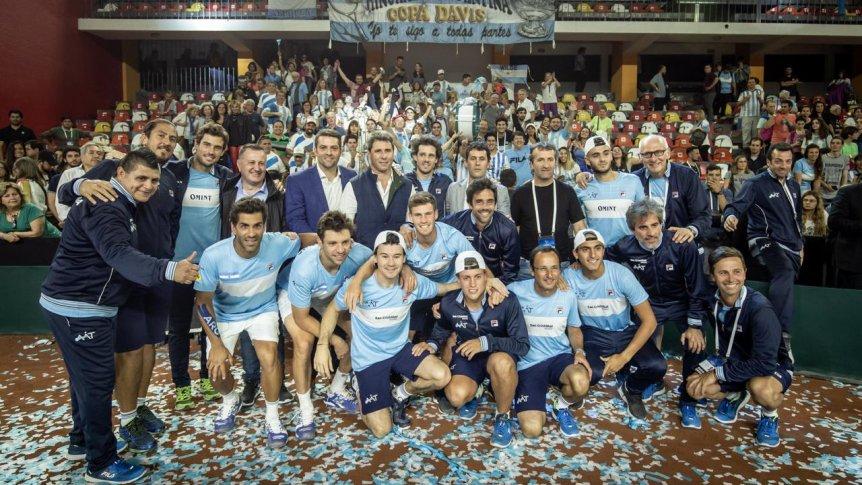 Argentina vuelve a su lugar