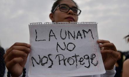 Porros vs estudiantes: UNAM violenta