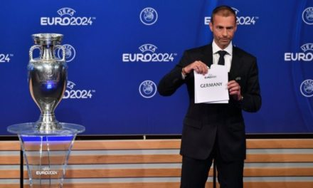 Alemania recibe la Euro 2024