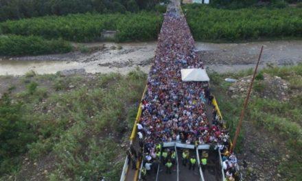 Colombia contra la xenofobia