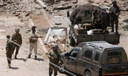 Últimos avances en el conflicto sirio