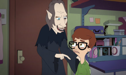 """Big Mouth"" crece de golpe"