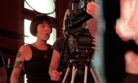 Tamae Garateguy desata el cine