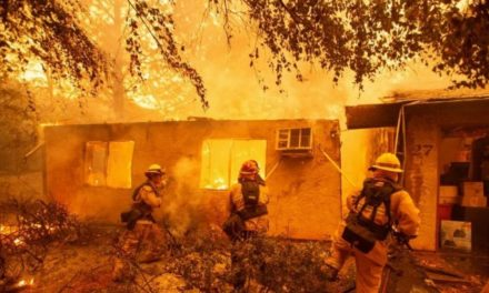 California en llamas