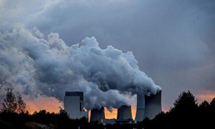 Récord de gases efecto invernadero