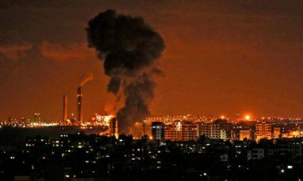 Otra vez Israel y Hamas