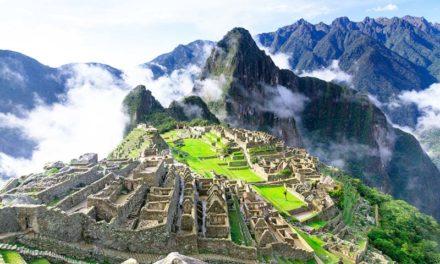 Machu Picchu se prepara
