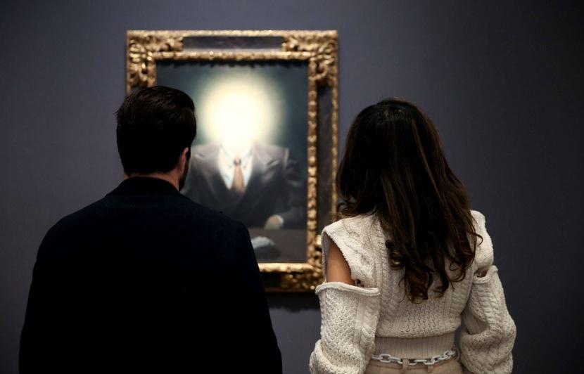 Magritte rompe récords