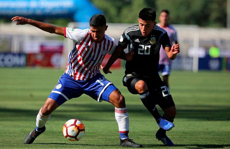 Buen debut sudamericano