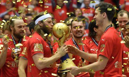 Los reyes nórdicos del handball