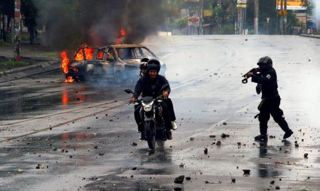Escuadrones de la muerte en  Latinoamérica