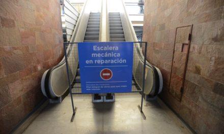 Sin escaleras viajás gratis