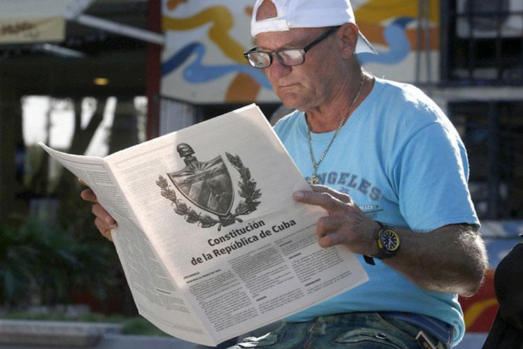 Constitución a la cubana