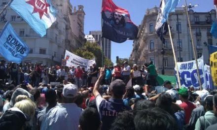 Marchas sociales de protesta