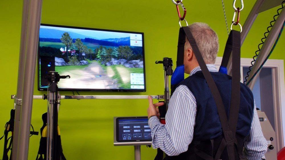 Neuro rehabilitación con videojuegos