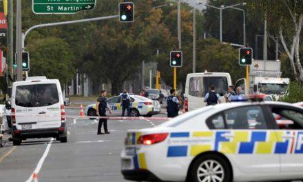 Terrorismo en Nueva Zelanda