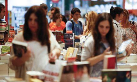 Llega la 45º Feria Internacional del Libro