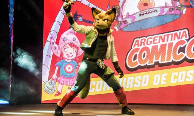 Se viene Argentina Comic-Con