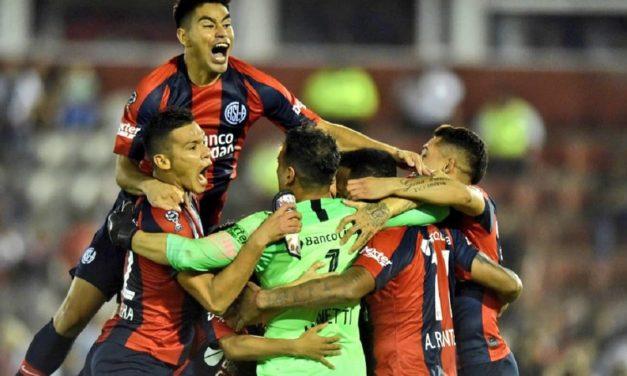 Octavos de la Copa de la Superliga