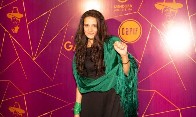 Fiesta femenina en los Premios Gardel