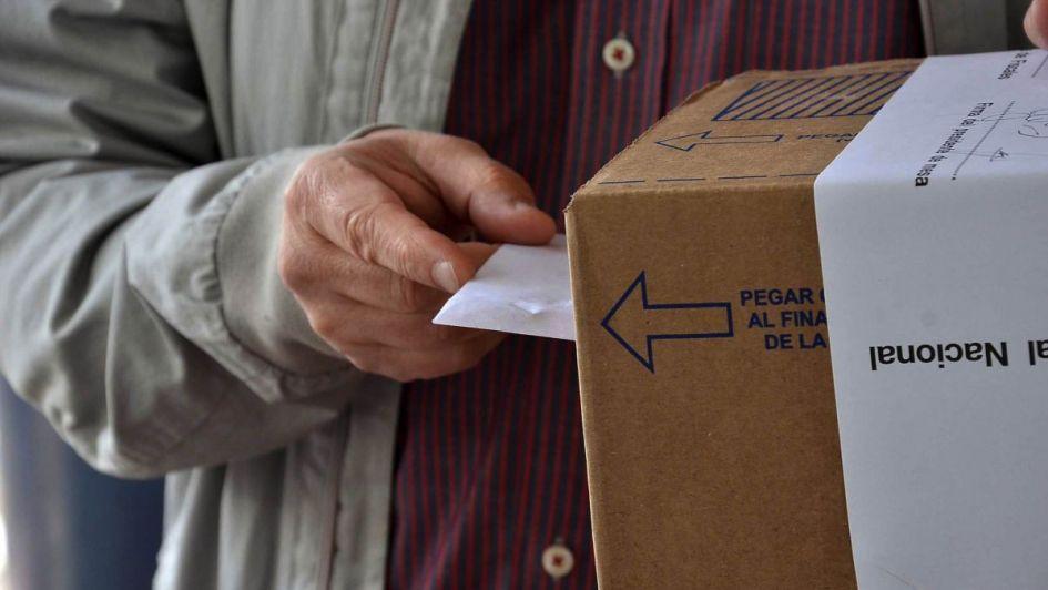 No al voto por correo