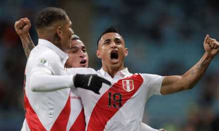 Perú vuelve a una final