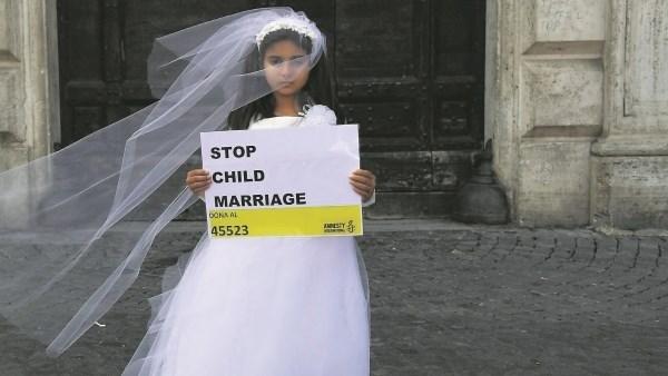 Matrimonio infantil en América