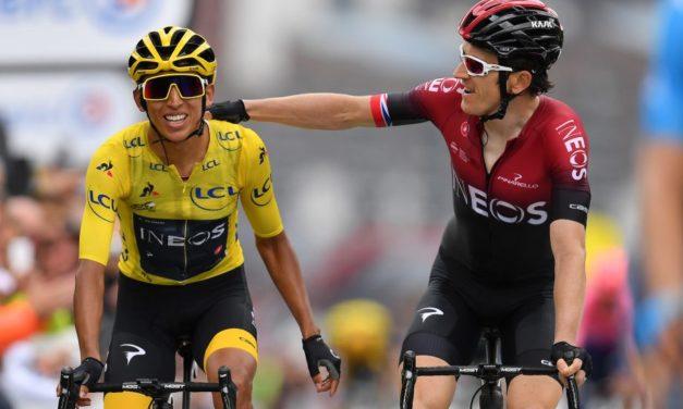 Colombia, cuna de ciclistas