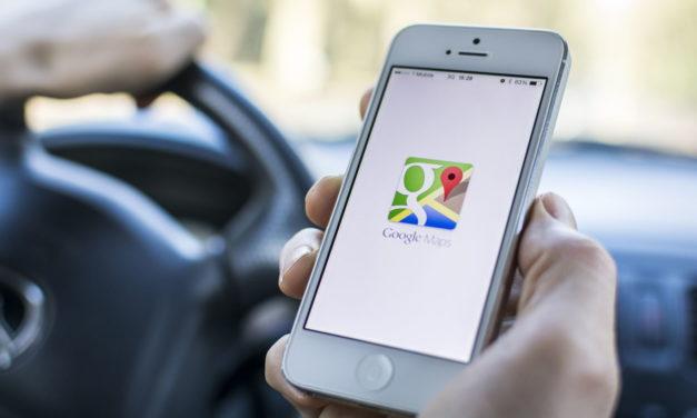 Google Maps al rescate