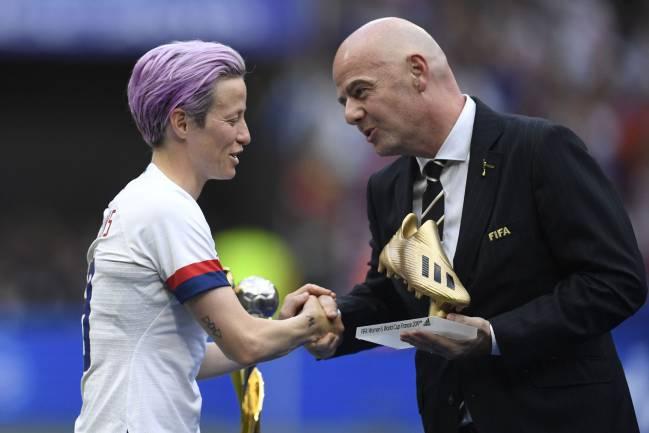 Iniciativas para el fútbol femenino