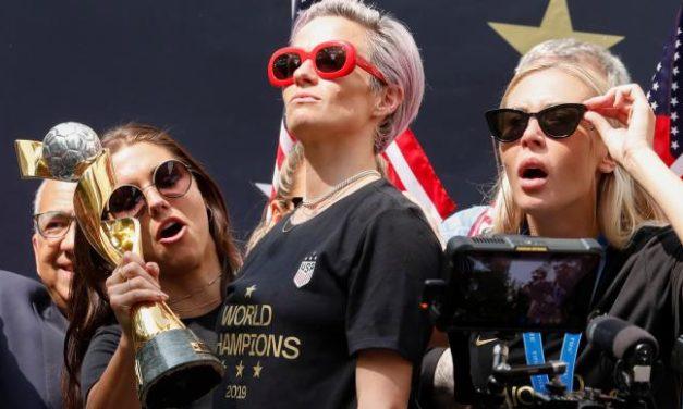 El fútbol femenino hizo historia