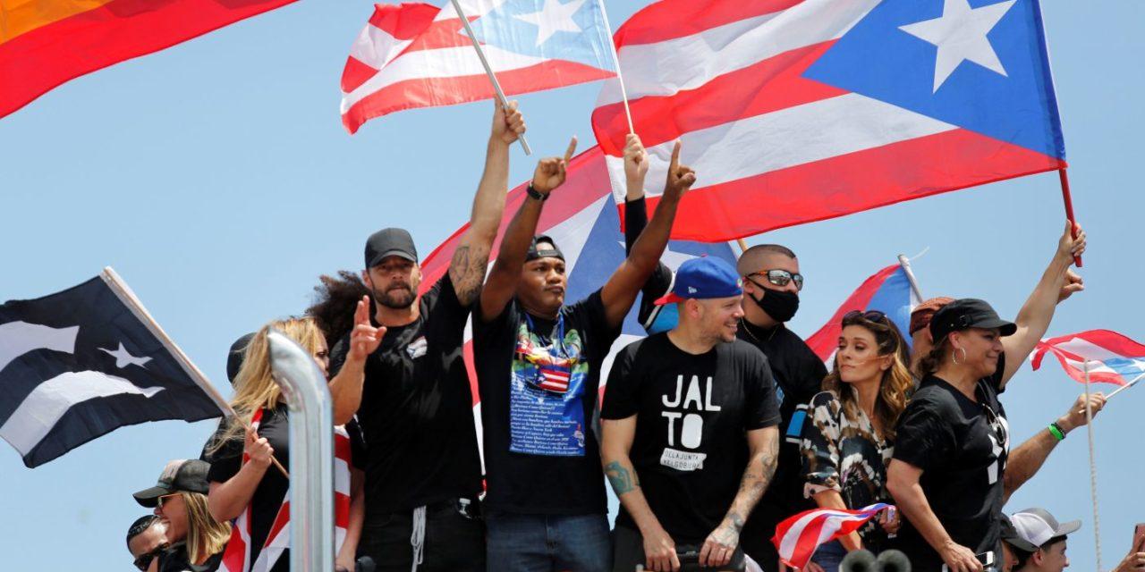 Puerto Rico despierta