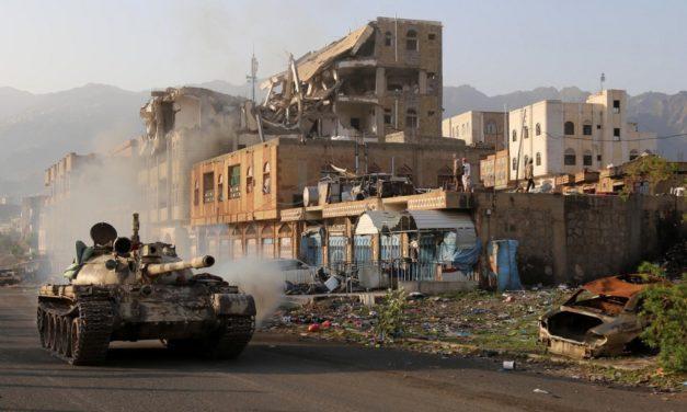 Ofensiva yemenita