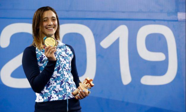 Argentina suma medallas