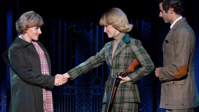 La princesa llega a Broadway