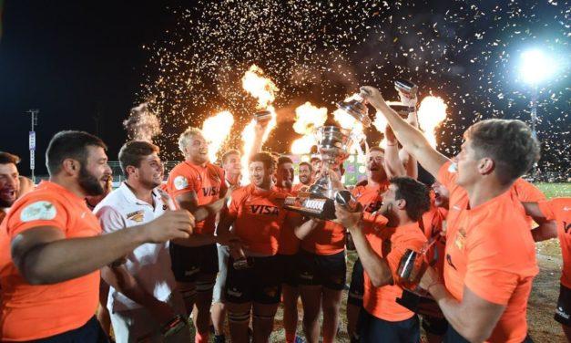 Jaguares XV campeones