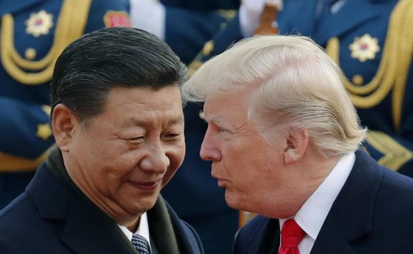 La guerra comercial Trump-China