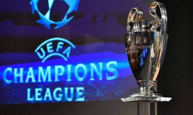 Se sorteó la UEFA Champions League