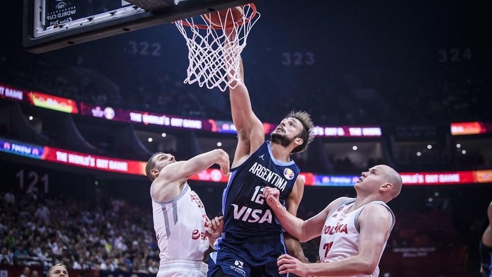 Contundente victoria argentina