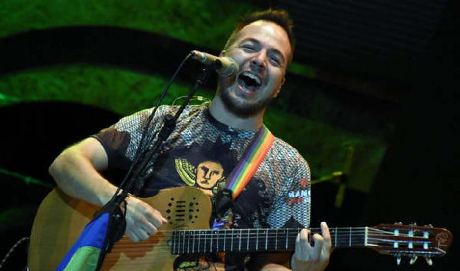 Bruno Arias, imparable