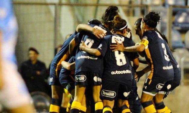La jornada del fútbol femenino