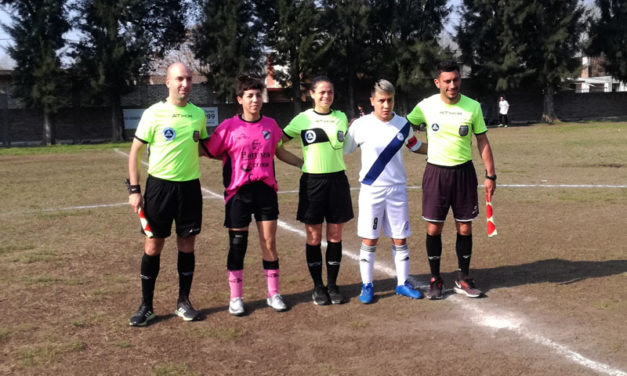 Comenzó el ascenso del fútbol femenino