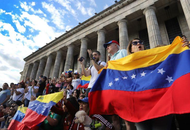 Venezuela en Argentina