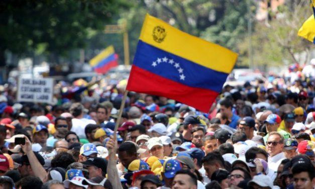 Maduro con ojos venezolanos