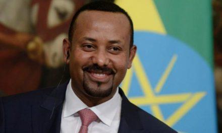 Nobel de Paz para líder africano