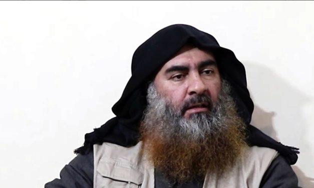 El final de Abu Bakr Al-Baghdadi