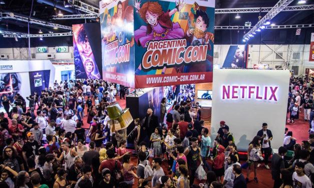 12 veces Comic-Con