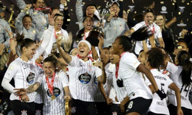 Corinthians campeonas de América