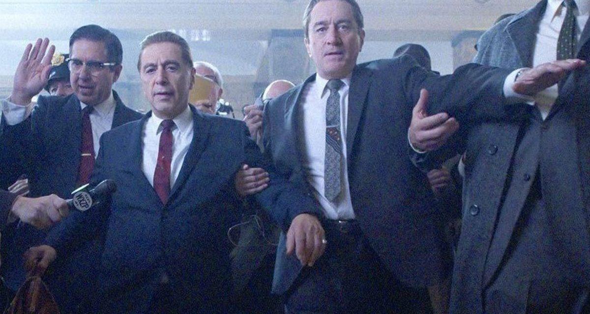 El irlandés de Scorsese