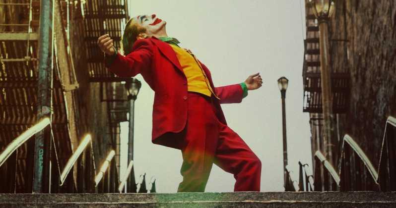 """Oscuro y agobiante """"Joker"""""""
